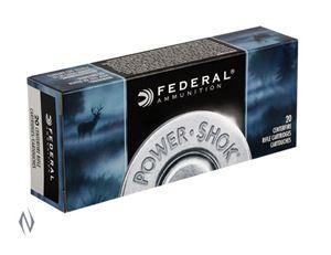 Picture of FEDERAL 222 REM 50GR SP POWER-SHOK 20 PACK