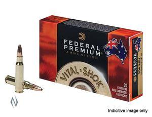 Picture of FEDERAL 223 REM 52GR SPEER HP PACK 20