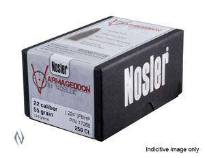 Picture of NOSLER 17 20GR TIP VARMAGEDDON 250PK