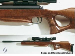 Picture of DIANA 56TH TARGET HUNTER .22 AIR RIFLE