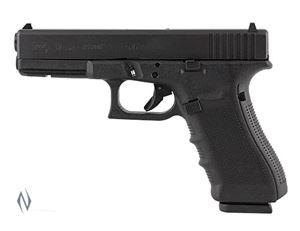 Picture of GLOCK 17 9MM FULL SIZE 17 SHOT GEN4 114MM PISTOL