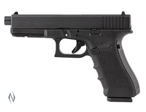 Picture of GLOCK 17A 9MM FULL SIZE 10 SHOT GEN4 122MM PISTOL
