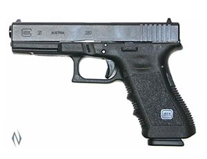 Picture of GLOCK 31 357 SIG FULL SIZE 15 SHOT 114MM PISTOL