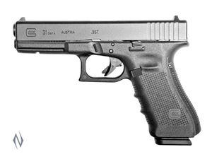 Picture of GLOCK 31 357 SIG FULL SIZE 15 SHOT GEN 4 114MM PISTOL