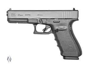 Picture of GLOCK 21 45 ACP FULL SIZE 13 SHOT GEN 4 117MM PISTOL