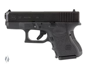 Picture of GLOCK 27 40 S&W SUB COMPACT 9 SHOT 88MM PISTOL