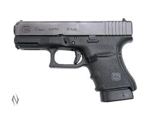 Picture of GLOCK 30 45 ACP SUB COMPACT 10 SHOT GEN 4 96MM PISTOL