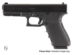 Picture of GLOCK 37 45 GAP FULL SIZE 10 SHOT 114MM PISTOL