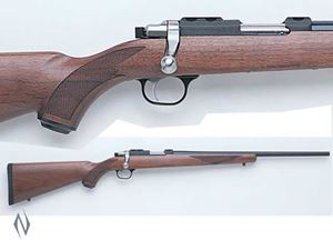 Picture of RUGER 77/22 22 HORNET BLUED WALNUT RIFLE