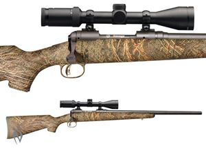 """Picture of SAVAGE 11 TROPHY PREDATOR HUNTER CAMO RIFLE PACKAGE 22"""" DM"""