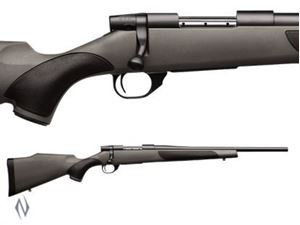 """Picture of WEATHERBY VANGUARD S2 BLUED SYNTHETIC CARBINE 20"""" RIFLE"""