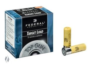 """Picture of FEDERAL 20G 2.75"""" 24GR 9 TOPGUN 1210FPS 250 PACK"""