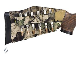 Picture of ALLEN RIFLE BUTTSTOCK 6 SHELL HOLDER CAMO