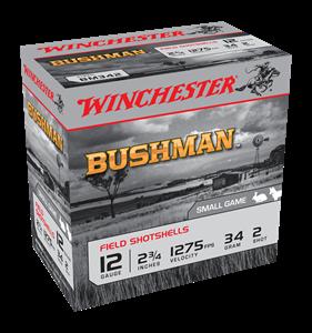 "Picture of WINCHESTER BUSHMAN 12G 2 2-3/4"" 34GM"
