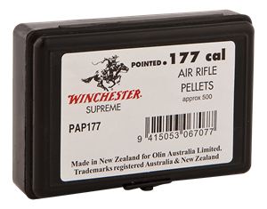 Picture of WINCHESTER SUPREME 177CAL AIR RIFLE PELLET