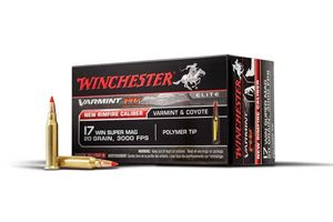 Picture of WINCHESTER 17WSM POWERCORE 20G