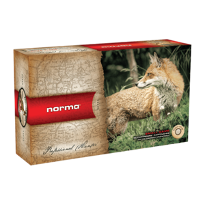 Picture of NORMA AMERICAN 22-250 REMINGTON PROFESSIONAL HUNTER 53GR SP