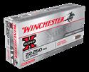 Picture of WINCHESTER VARMINT X 22-250 REMINGTON 55GR PT