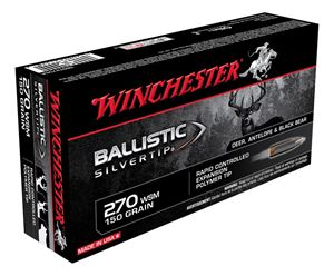 Picture of WINCHESTER SUPREME 270WSM 150GR BST