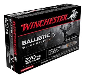 Picture of WINCHESTER SUPREME 270WIN 130GR BST